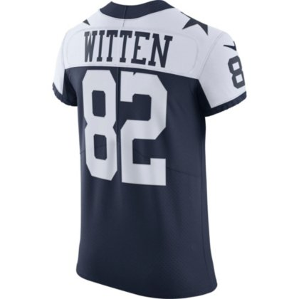 Image Unavailable. Image not available for. Color  Dallas Cowboys Jason  Witten  82 Nike Vapor Untouchable Elite Authentic Throwback Jersey e15434d58