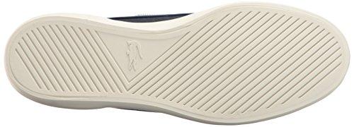 Lacoste Menns Jouer Dekk 117 En Mote Sneaker Navy