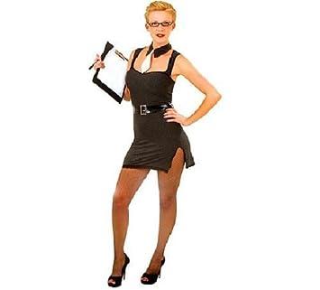 Frech Sekretärin Kostüm Xl Amazonde Drogerie Körperpflege