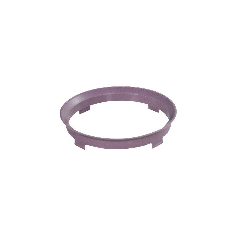 EvoCorse Hub centric spigot ring in plastic 67,1/64,1 mm - Set of 4 pieces
