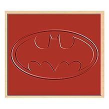 DC Comic Rubber Stamp-Batman Logo