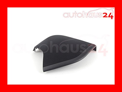 Mercedes BenzW203 C Class Passenger Right Side Door Speaker Cover Genuine Black OEM