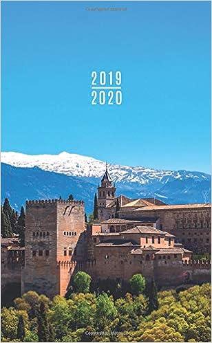 2019-2020: 2 Year Monthly Pocket Planner | Alhambra + Sierra ...