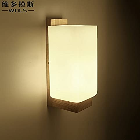 Senew bedside lamp wall lights minimalist modern bedrooms japanese senew bedside lamp wall lights minimalist modern bedrooms japanese wall lights solid wood new chinese wall mozeypictures Image collections