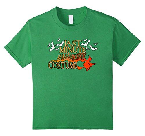 Halloween Minute Last Cute Costumes (Kids Funny Cute Last Minute Halloween Costume Witch Bats Shirt 8)