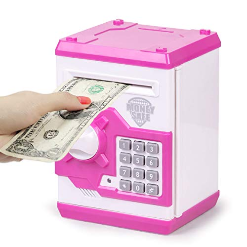 Refasy Piggy Bank Cash