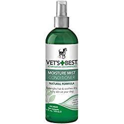Vet's Best Moisture Mist and Detangling Conditioner Spray, 16 oz