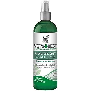 Vet Best Moisture Mist Conditioner For Dogs 16oz.