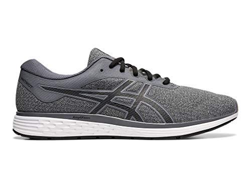 ASICS Men's Sheet Rock/Black Running Shoes-9 UK (44 EU) (10 US) (1011A609) Price & Reviews