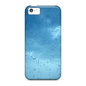 High-end Cases Covers Protector For Iphone 5c(rain)