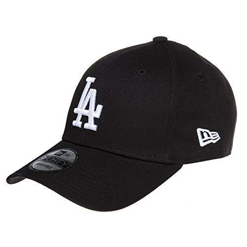 New Era League Essential Cap - Black & White ()