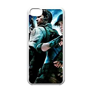 iphone5c phone cases White Resident Evil cell phone cases Beautiful gifts YWRD4667904