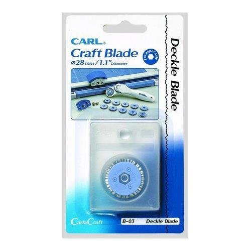 (Carl B-03 Deckle Blade)
