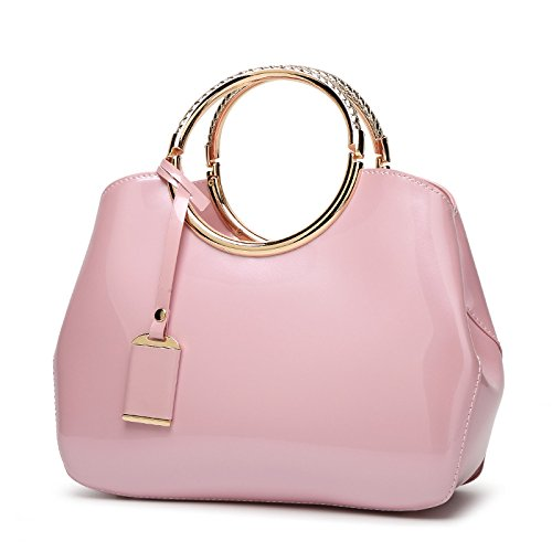 De Main à Messager Mini Dame Sac Voyage épaule Classique pink Mode à Sac Main Sac 74HHWpqOw