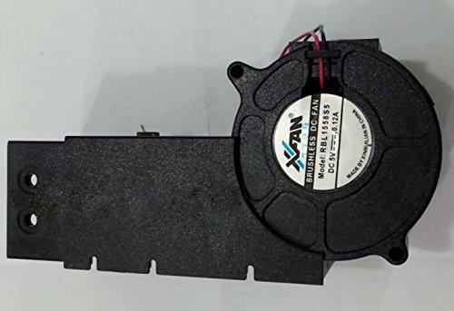 XFan RBL1558S5 5V 0.12A 2Wire DC blower Fan by MulFan