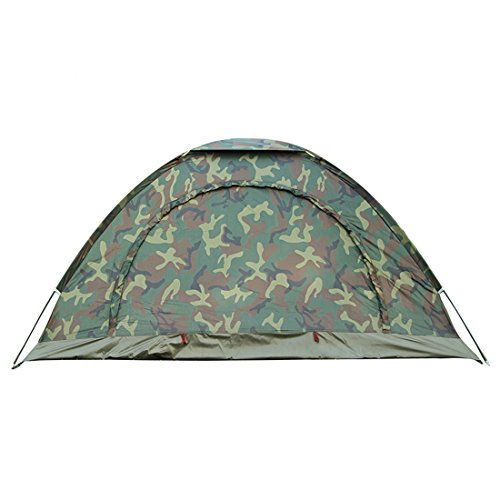 Field/Mosquito-Proof/Visor / Double/Single / Camouflage Tent, Outdoor/Beach Tent, Camping / 2 People Tourist Tent,Pop up Tent