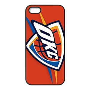 OKC team logo Cell Phone Case for iPhone 5S