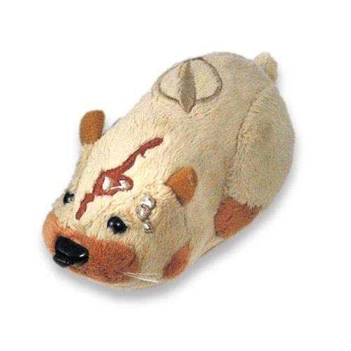 Kung Zhu Pets 2860 - Peluche - Hamsters Forces Spéciales - Rock'o - Marron