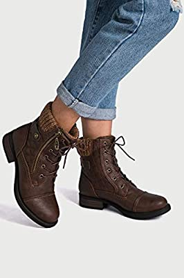 GLOBALWIN Women's Fashion Boots