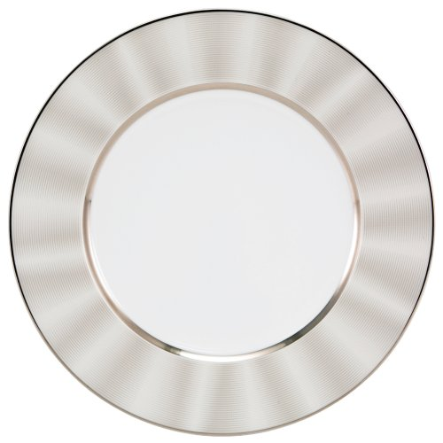 Nikko Silk Platinum Dinner Plate, 10 3/4