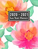 2020-2021 Two Year Planner: 2020-2021 monthly