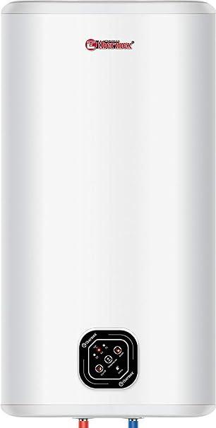 charme de coût design distinctif prix le plus bas Thermex THEBOIIF80SMA Boiler Chauffe-eau intelligent à plat IF 80 Smart 230  V Blanc 80 l