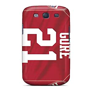 Protector Hard Phone Case For Samsung Galaxy S3 With Provide Private Custom Stylish San Francisco 49ers Image MansourMurray