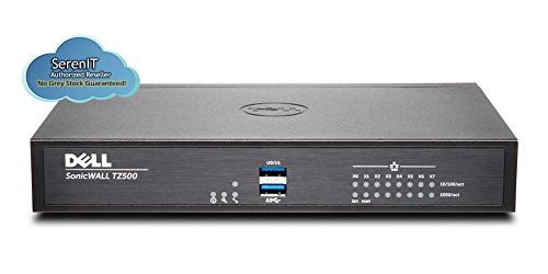 Sonicwall 01-SSC-1361 Tz500 Gen5 Fw Rpl Agss 1 Yr by Sonicwall