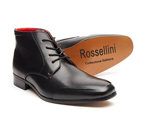 Schwarz Herren Herren ALDO Rossellini Tanzschuhe ALDO Tanzschuhe Schwarz Rossellini F5w1q5z