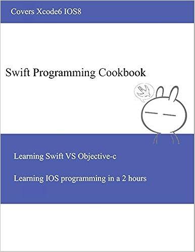 Ios Swift Programming Cookbook Pdf
