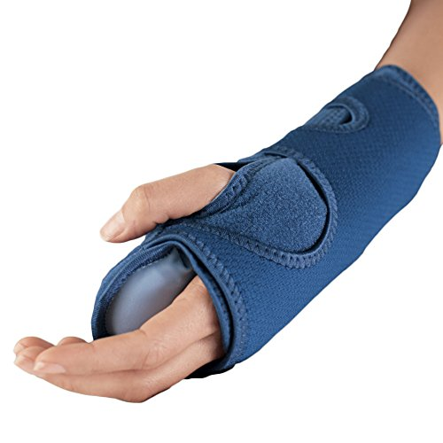 ACE Brand Night Wrist Sleep Support, America's Most Trusted Brand of Braces and Supports, Money Back Satisfaction Guarantee by ACE