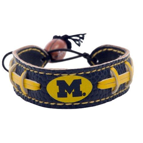 Bracelet Gamewear (Michigan Wolverines Team Color Gamewear Bracelet)