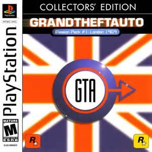 Grand Theft Auto Collectors Edition (Collector's Edition Video Game Compact Disc (Grand Theft Auto Video Game for Playstation Video Game System) (Playstation Ntsc)(rated