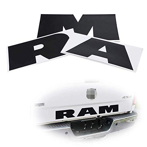 dodge ram bed decal - 2