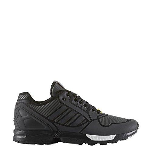 Adidas Hombres Sneakers Zx Flux B54177 Cblack, Claqua, Ftwwht