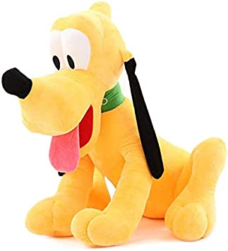 west feen Premium Quality of Pluto Stuffed Soft Love Girl Boy Birthday Gift Toys 33 cm