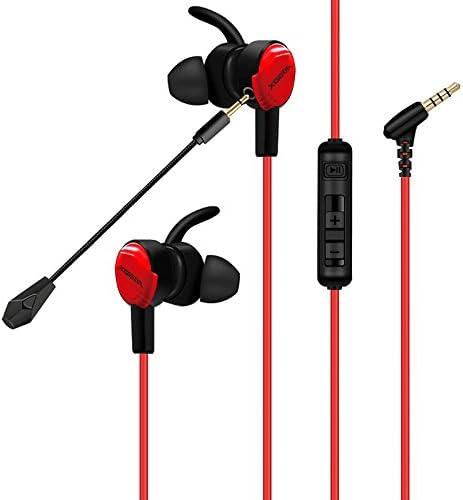 Audífonos para juegos con micrófono para Nintendo Switch Xbox One PS4, auriculares con micrófono PC Playstation 4 Xbox 1 S X: Amazon.es: Electrónica