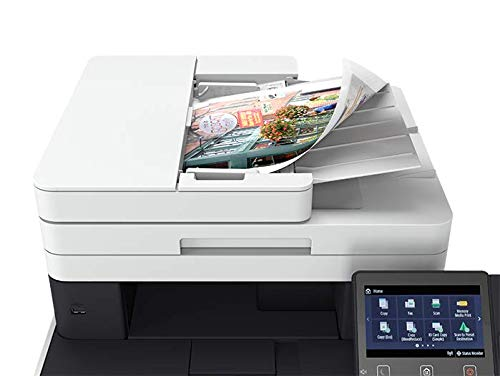 Canon Color imageCLASS MF743Cdw - All in One, Wireless, Mobile Ready, Duplex Laser Printer (Comes with 3 Year Limited Warranty) by Canon (Image #4)