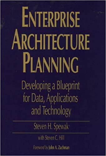 Architecture planning spewak pdf enterprise