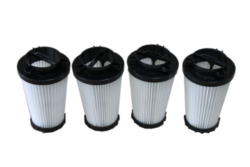LTWHOME Hepa Filters Fit for Dirt Devil Dynamite Vacuum F-2 (Pack of 4)