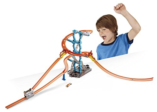 Hot-Wheels-Track-Builder-Spiral-Stack-Up-Track-Set