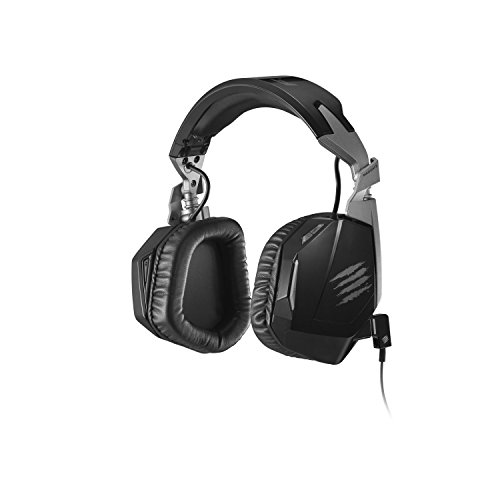 Mad Catz F.R.E.Q.4D Stereo Headset for PC, Mac, and Smart Devices For Sale