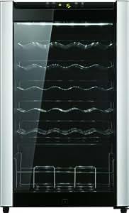 Samsung - Vinoteca Rw33Ebss, 125L, 82.3X50.5X57Cm, Electronica, Cristal, 33 Botellas