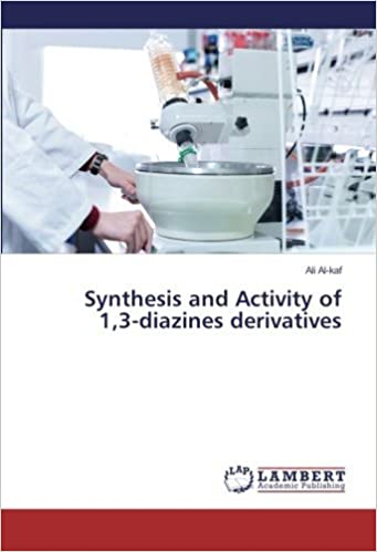 Synthesis and Activity of 1, 3-diazines derivatives