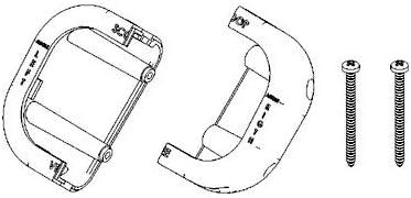 Boss Part # MSC09614 SmartTouch2 Hand Held Controller Housing Kit