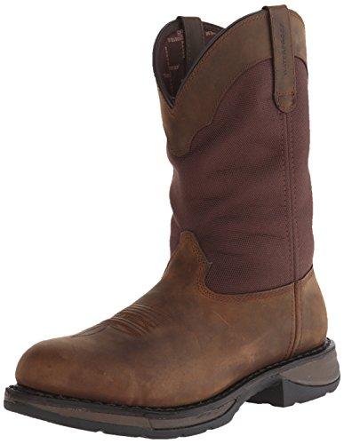 Durango Men's Workin' Rebel Brown Work Boot 13 W
