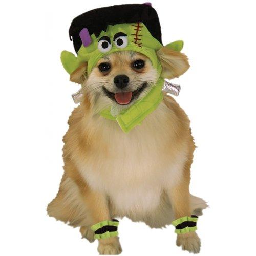 Dog and Cat Costumes - Little Frankenstein Dog Costume Medium Dog]()