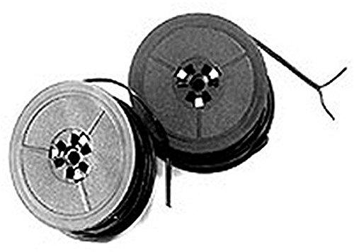 Black Conductor (25' 2-Conductor Flat Mini Wire, Black, 28 Gauge by Miniatronics Corp)