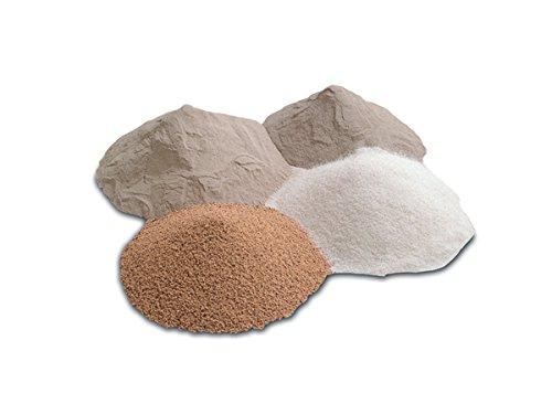 SAND SILICA FOR CHROME-COBALT