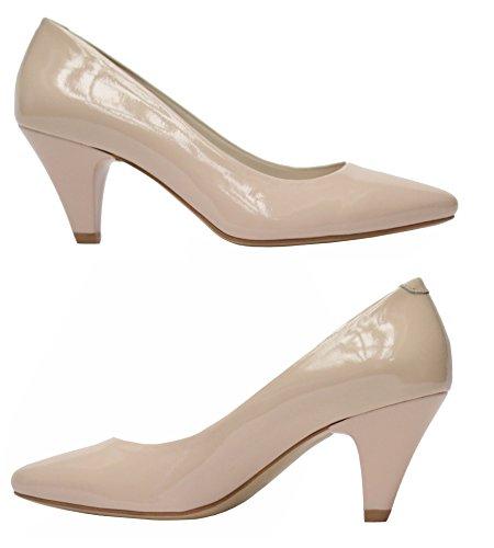 Damen Schuhe Pumps MUGA Rosa